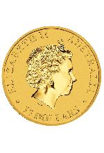1/10 Unze Gold Nugget / Känguru