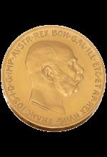100 Kronen Gold Österreich 30,48 g