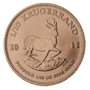 1/10 Unze Gold Krügerrand