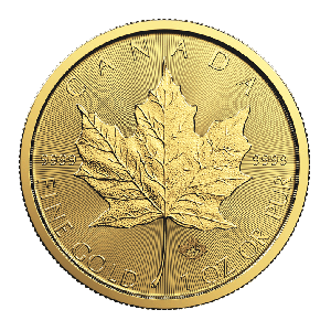 1 Unze Gold Maple Leaf 31,10 g