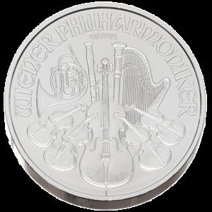 Philharmoniker Silber 1/1